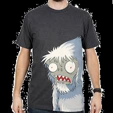 File:ZombieYetiT-shirt.png