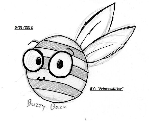 File:Buzzy Buzz(Sketch).jpg