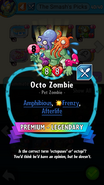 Octo Zombie Description