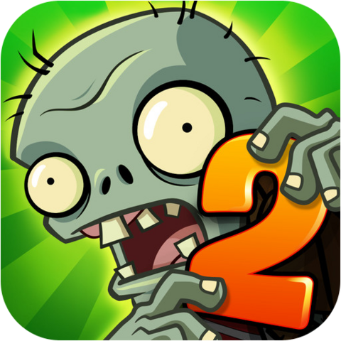 File:Plants Vs. Zombies™ 2 It's About Time Icon (Versions 1.5 to 1.6).png