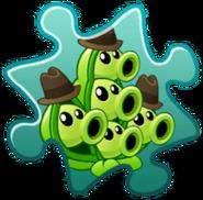 Pea Pod Costume Puzzle Piece
