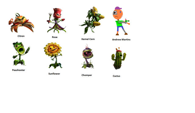 File:A Fan Made of Plants Vs Zombies Garden Warfare 2.png