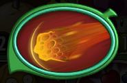 Meteor Strike Card