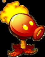 HD Fire Pea (PvZH)