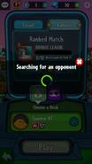 Finding a Multiplayer match PvZ Heroes