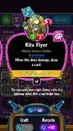 Kite Flyer stats