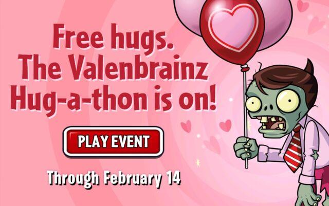 File:Free hugs. The Valenbrainz Hug-a-thon is on! Play Event Through February 14.jpg