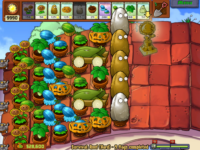 File:Plantz vs zombies survival rooftop hard.png