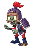 Great Wall Soldier Zombie