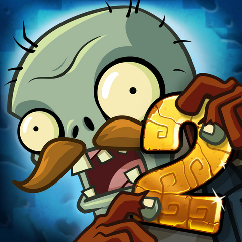 File:Plants vs. Zombies™ 2 It's About Time Square Icon (Versions 3.6.1).png