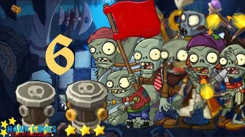 PvZ Online - Adventure Mode - Treasure Cave 6