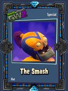 The Smash customizaiton Sticker