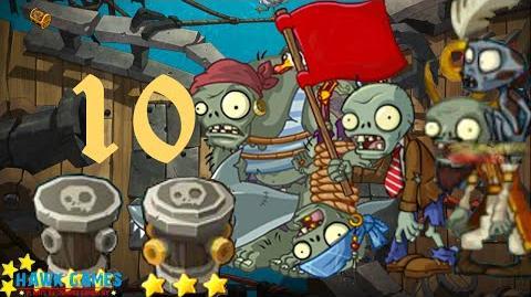 PvZ Online - Adventure Mode - Maritime Hegemony 10