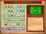 Cabbage-pult in almanac in spañish