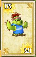 Cactus Costume1 Card