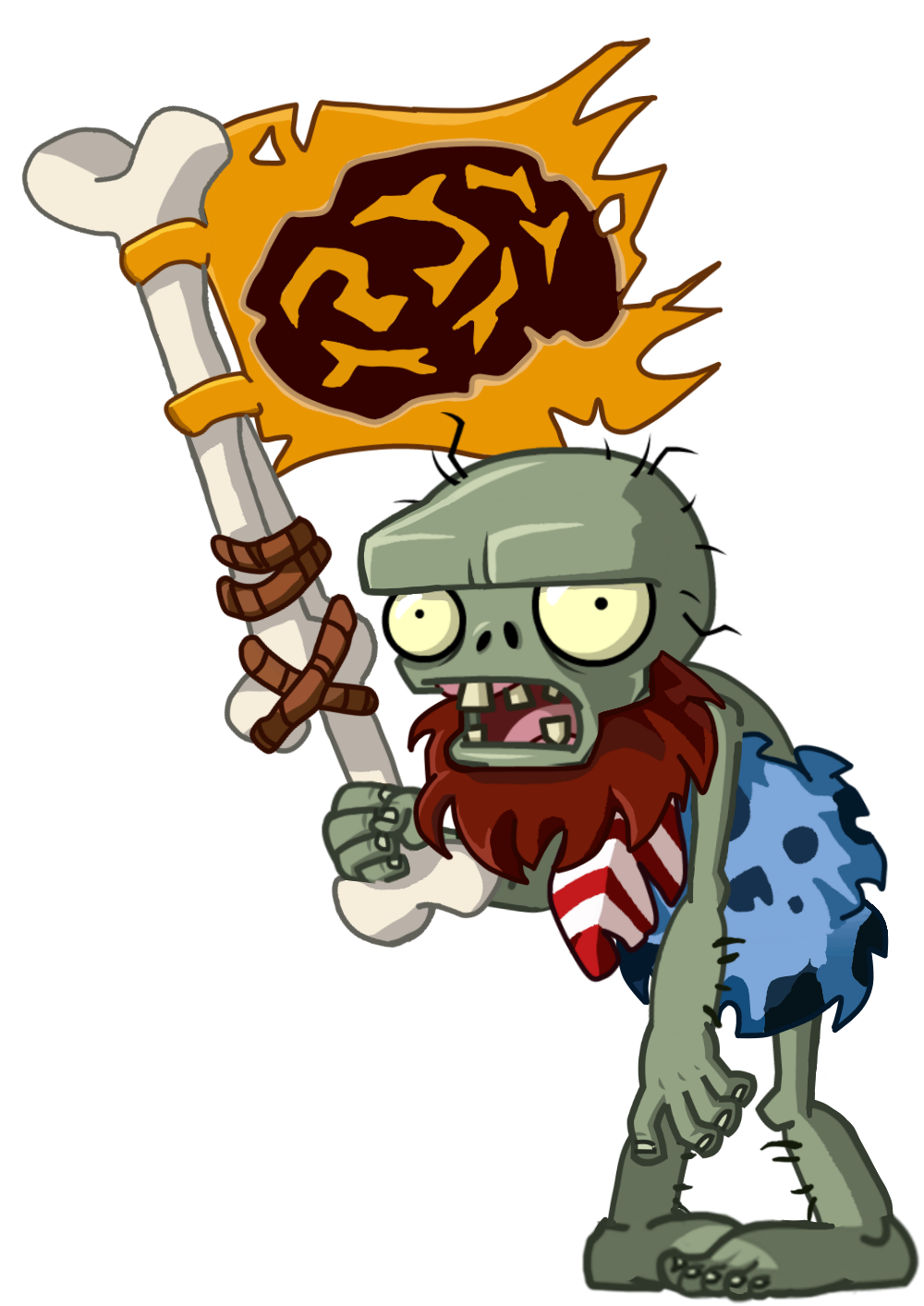 File:Jurassic Flag Zombie.png