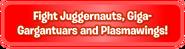 PvZ2 FightJuggernautsGiga-gargantuarsandPlasmawings WordmarkbyKh07