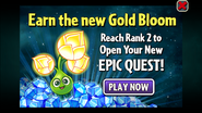 Gold Bloom ad