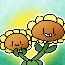 File:Twinsunflowersunshroomicon.png