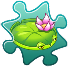 File:Lily Pad Costume Puzzle Piece.png