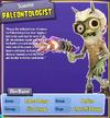 Paleontologist