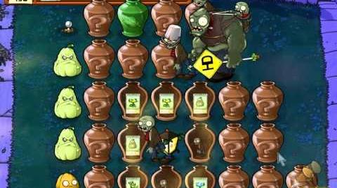 Plants vs Zombies - Vasebreaker Endless Streak 5 - 15