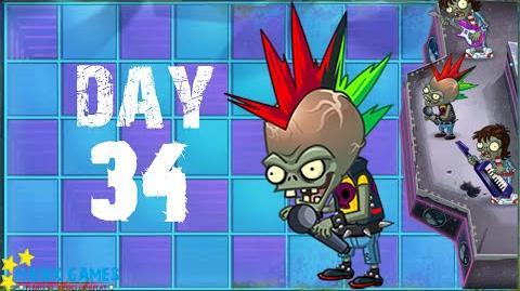 Modern Day Day 34 Neon Mixtape Tour BOSS