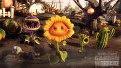 0 garden warfare
