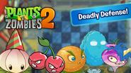 PvZ2 DeadlyDefense WallpaperbyKh07
