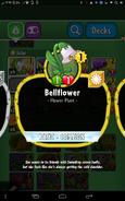 Bell flower info