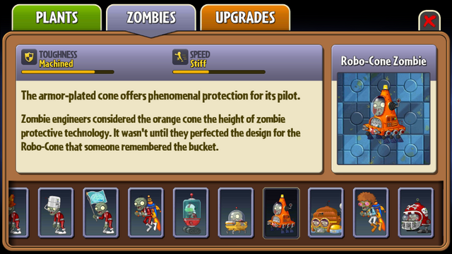 File:Robo-Cone Zombie Almanac Entry.png