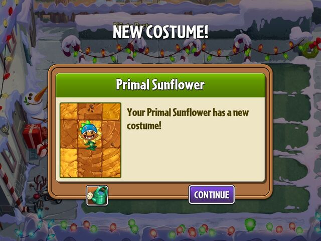 File:Getting Primal Sunflower's First Costume.jpg