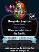 Do-si-doZombie