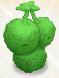 Cherry bomb topiary