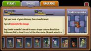 Imp Dragon Zombie Almanac Entry