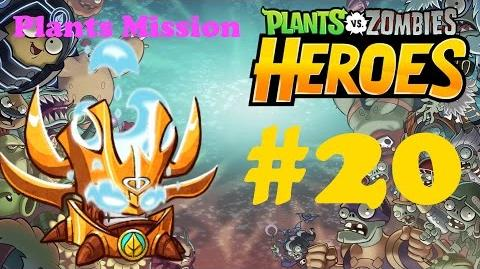 Plants vs Zombies Heroes Part 20 - PM 10 - A Schooling of Zombie U - Captain Combustible