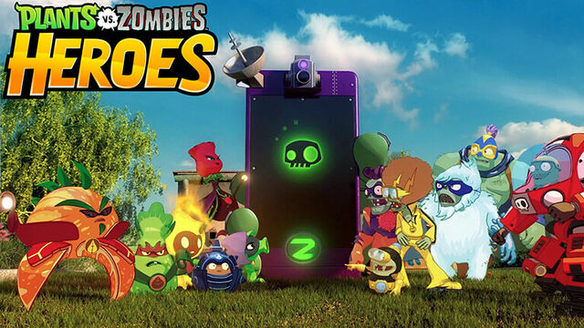 File:Plants vs. Zombies Heroes trailer background.jpg