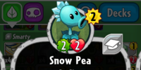Snow Pea (PvZH)