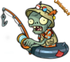 HD Fisherman Zombie by Uselessguy