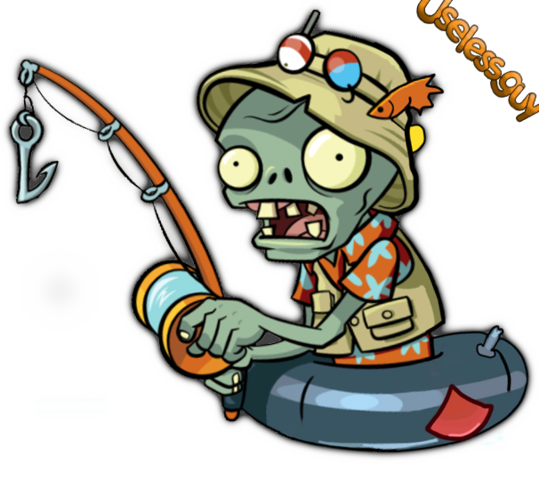 File:HD Fisherman Zombie by Uselessguy.png