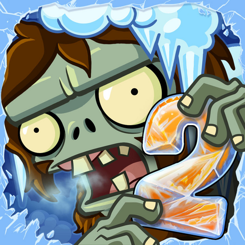 File:Plants Vs. Zombies™ 2 It's About Time Square Icon (Versions 3.2.2).png