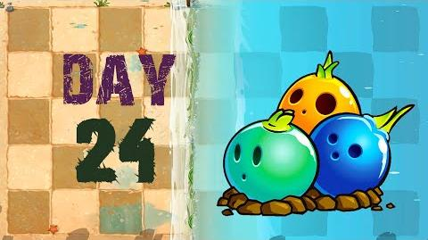 Big Wave Beach - Day 24 (Chinese version: pre-1.8)