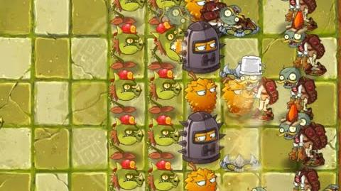 Plants vs Zombies 2 - Lost City Day 9 - Meet Endurian