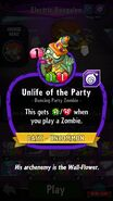 Unlife of the Party