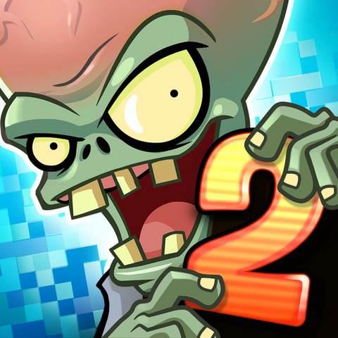 File:Plants Vs. Zombies™ 2 It's About Time Square Icon (Versions 2.2).png