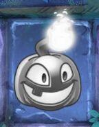 Intensive Jack O Lantern