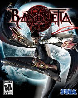 Bayonetta US Box Art