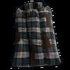 Blue Plaid Sleeping Bag icon