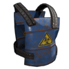 Metal Barrel Chest Plate icon