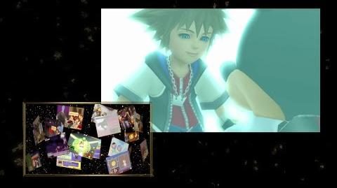 KINGDOM HEARTS HD 1.5 + 2.5 ReMIX – Announce Trailer